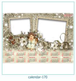 calendario fotografico cornice 170