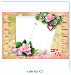calendario fotografico cornice 28