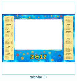 calendario fotografico cornice 37