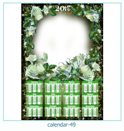 calendario fotografico cornice 49
