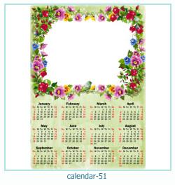 calendar photo frame 51