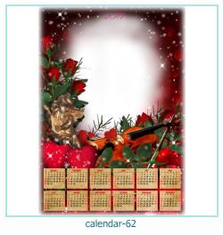 Kalender Fotorahmen 62