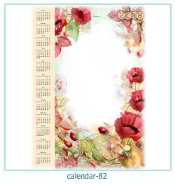 Kalender Fotorahmen 82