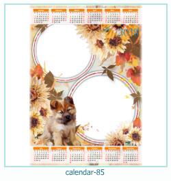 calendario fotografico cornice 85