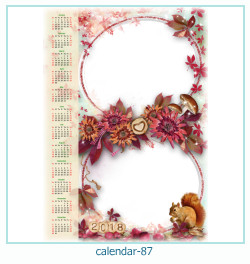 calendario fotografico cornice 87