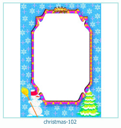 christmas Photo frame 102