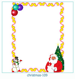 christmas Photo frame 109