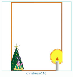 christmas Photo frame 110