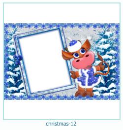 Weihnachten Fotorahmen 12