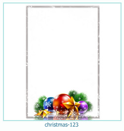 christmas Photo frame 123