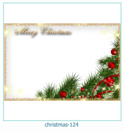 christmas Photo frame 124