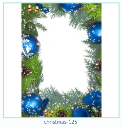 christmas Photo frame 125