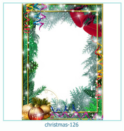 christmas Photo frame 126