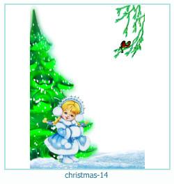 Weihnachten Fotorahmen 14
