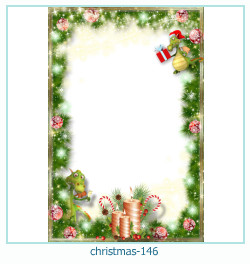 christmas Photo frame 146