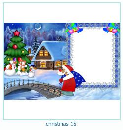 Weihnachten Fotorahmen 15