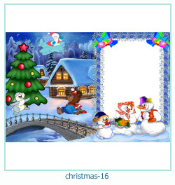 christmas Photo frame 16