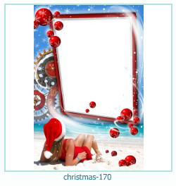 christmas Photo frame 170