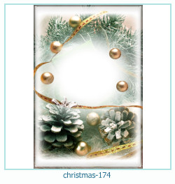christmas Photo frame 174