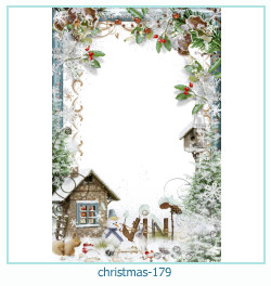 christmas Photo frame 179