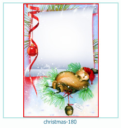 christmas Photo frame 180