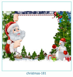 christmas Photo frame 181
