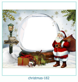 christmas Photo frame 182
