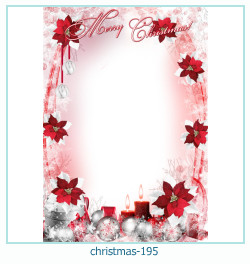 christmas Photo frame 195