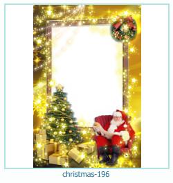 क्रिसमस फोटो फ्रेम 196