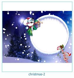 Weihnachten Fotorahmen 2