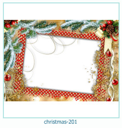 christmas Photo frame 201