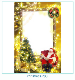 christmas Photo frame 203