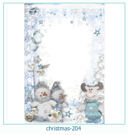 christmas Photo frame 204