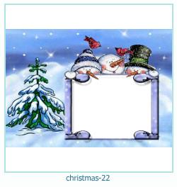 Weihnachten Fotorahmen 22