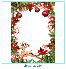 christmas Photo frame 234