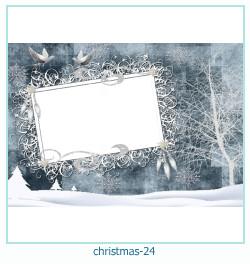 Weihnachten Fotorahmen 24