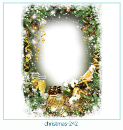 christmas Photo frame 242