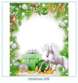 christmas Photo frame 249