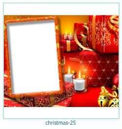 Weihnachten Fotorahmen 25