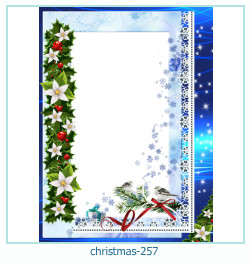 christmas Photo frame 257