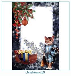christmas Photo frame 259