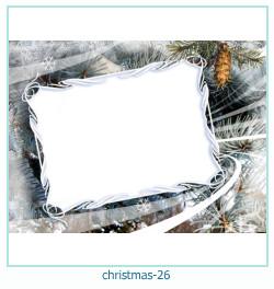 Weihnachten Fotorahmen 26