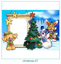 Weihnachten Fotorahmen 27