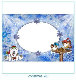 Weihnachten Fotorahmen 28