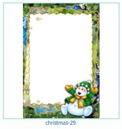 Weihnachten Fotorahmen 29