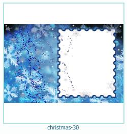 Weihnachten Fotorahmen 30