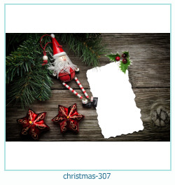 christmas Photo frame 307