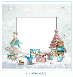 christmas Photo frame 308