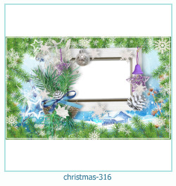 christmas Photo frame 316