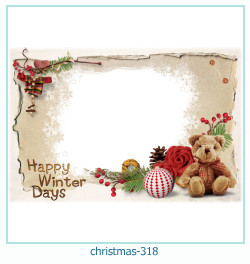 christmas Photo frame 318
